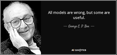 All models are wrong, some are usefil